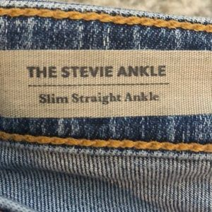 Ag Adriano Goldschmied Jeans - AG jeans - The Stevie Ankle-Medium Wash